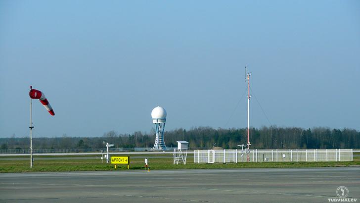 Katowickie lotnisko meteo
