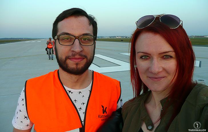 Katowice Airport New Runway Days