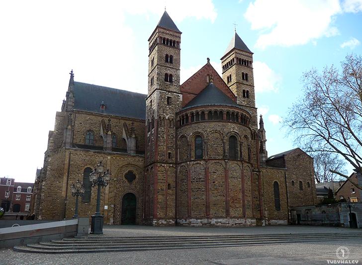 Maastricht Bazylika św.Serwacego