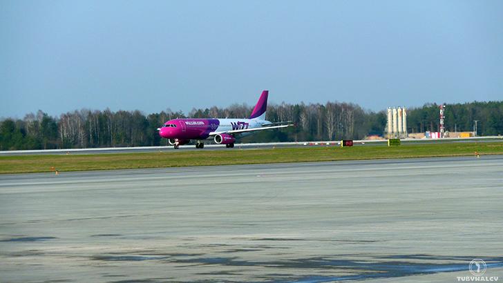 NEW RUNWAY Days Wizz Air katowickie lotnisko