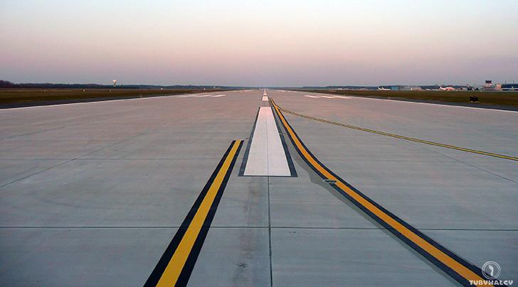 New runway Katowice Airport 09 katowickie lotnisko