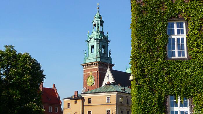 Kraków katedra