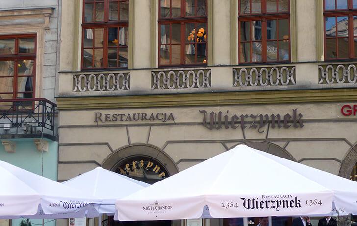 Kraków wierzynek