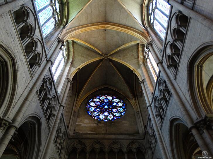 Lyon catherdal