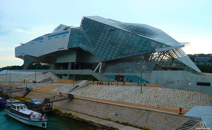 Lyon muzeum antropologii