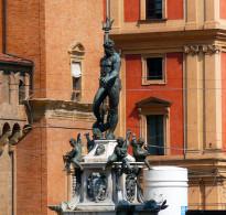 Bolonia Piazza del Nettuno
