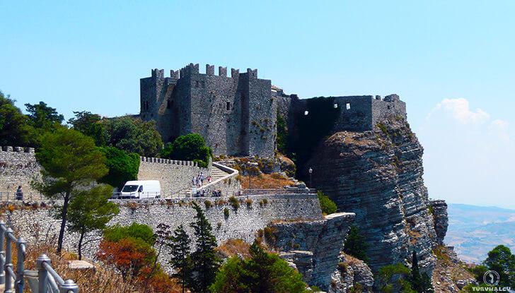 erice zamek pepoli
