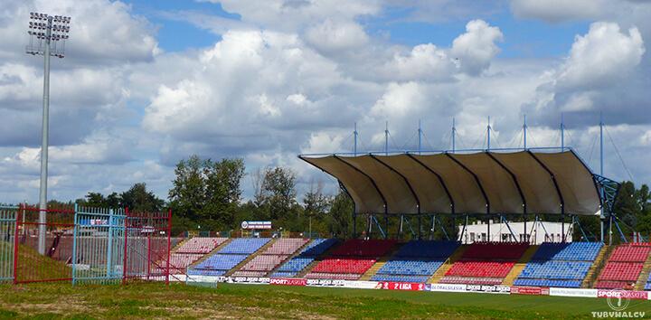 Bytom śladami karin stanek aleja olimpijska stadion polonii bytomskiej
