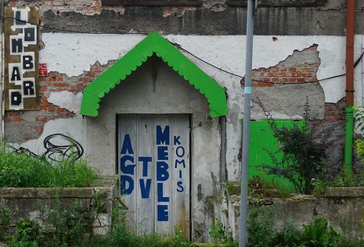 Mojszaracja Bytom zbrzydkiej strony - ul.Zygmunta Starego