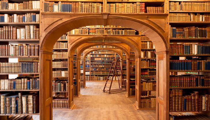 najpiękniejsze biblioteki niemcy biblioteka naukwoa wgoerlitz