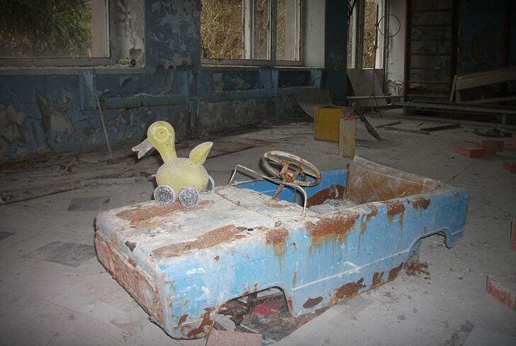wycieczka doczarnobyla pozostałości pomieszkańcach
