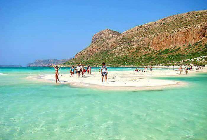 balos najpiękniejsze plaże weuropie zestawienie