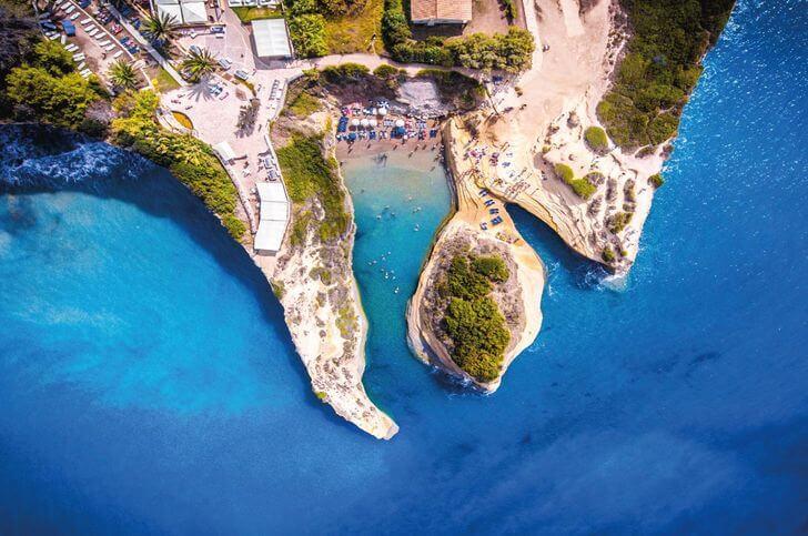 canal d'amour najpiękniejsze plaże weuropie zestawienie
