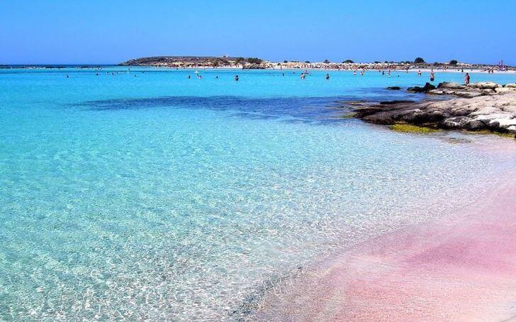 Elafonissi najpiękniejsze plaże wEuropie zestawienie