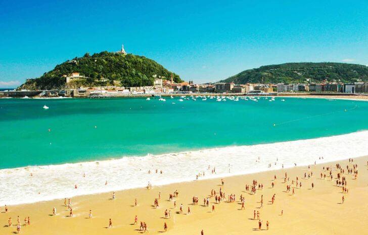 la concha najpiękniejsze plaże weuropie zestawienie
