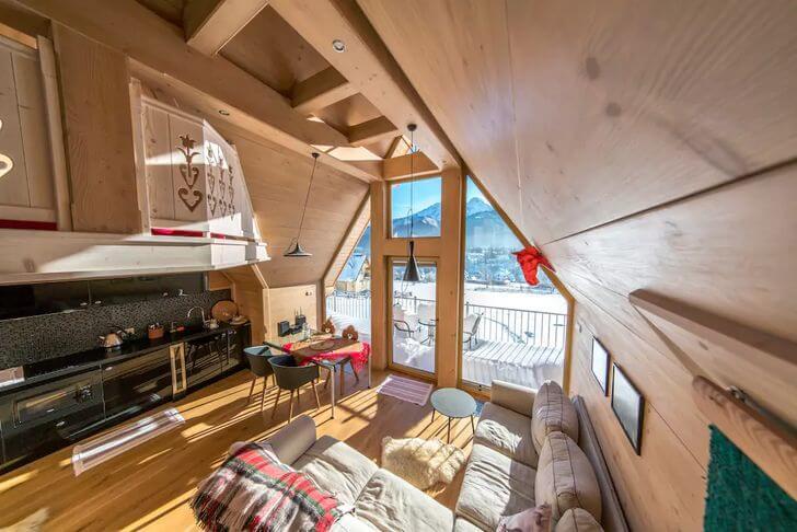 Luxury Chalet Karpielówka 2 - ciekawe noclegi wpolsce