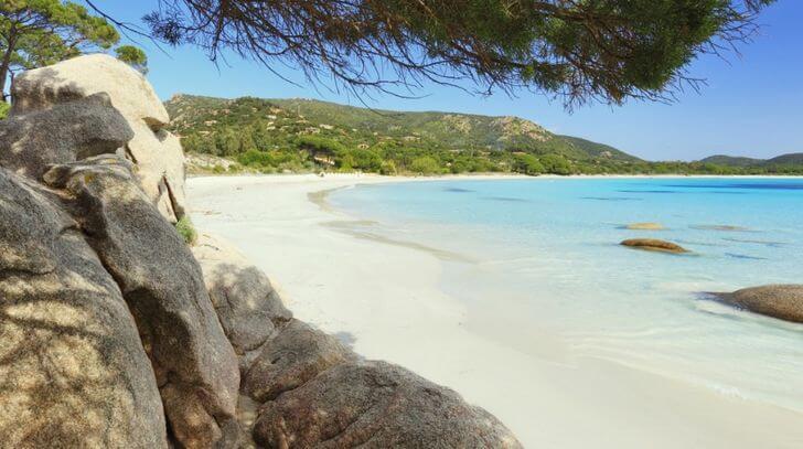 palombaggia najpiękniejsze plaże weuropie zestawienie