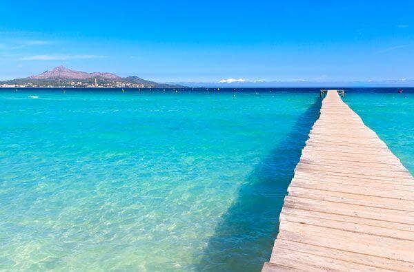 playa de muro najpiękniejsze plaże weuropie zestawienie