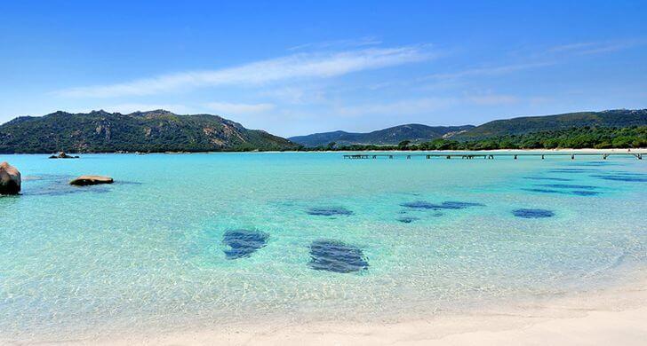 santa giulia - najpiękniejsze plażę weuropie zestawienie
