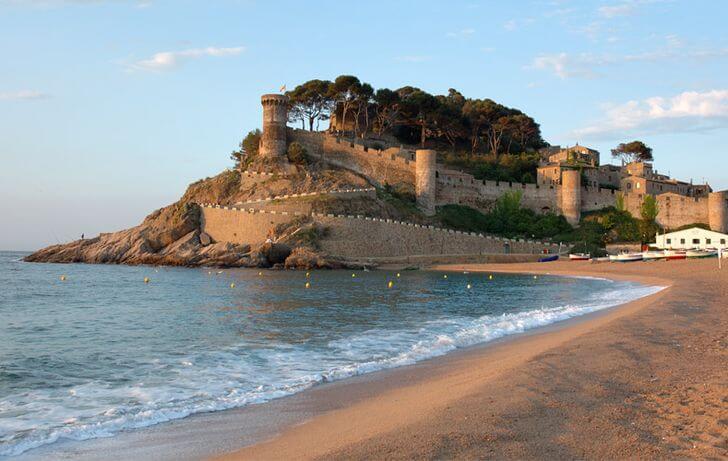 tossa de mar najpiękniejsze plaże weuropie zestawienie