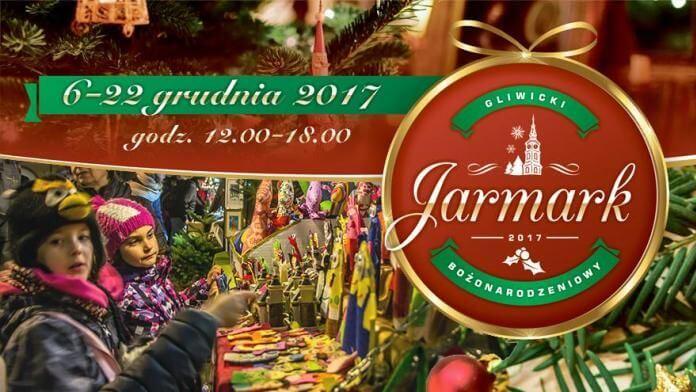 jarmark bożonarodzeniowy Gliwice