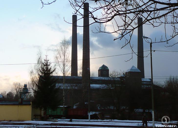 elektrownia szombierki