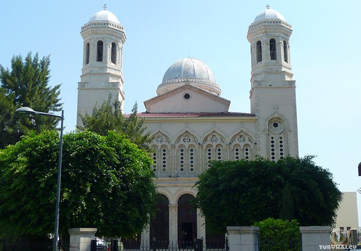 Limassol katedra