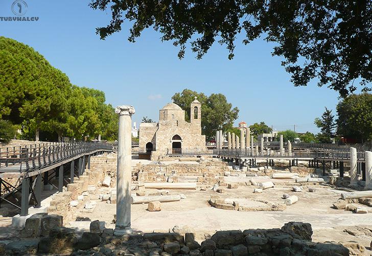 Paphos Agia Kyriaki
