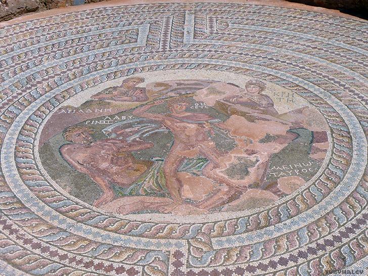 Paphos mozaika