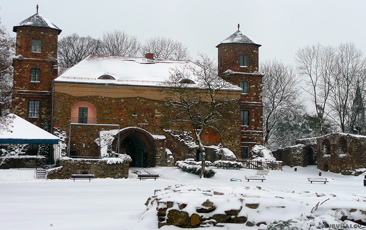 Toszek Zamek